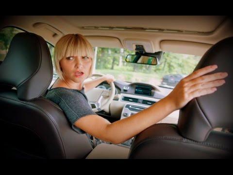 Cúvanie na aute