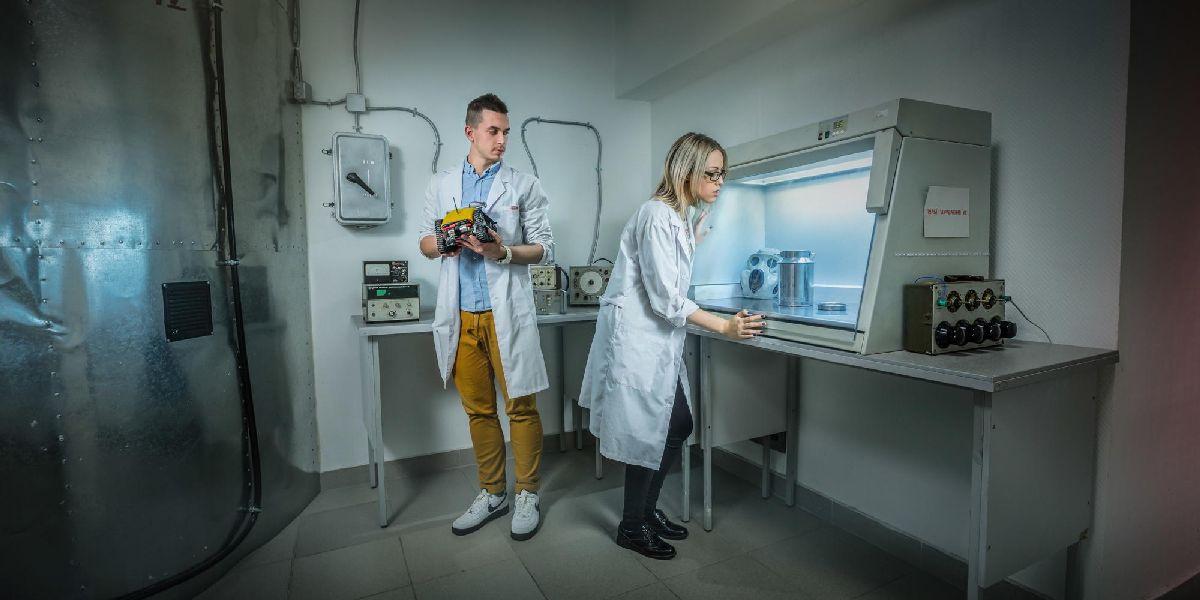 Questum - Tajomné laboratórium